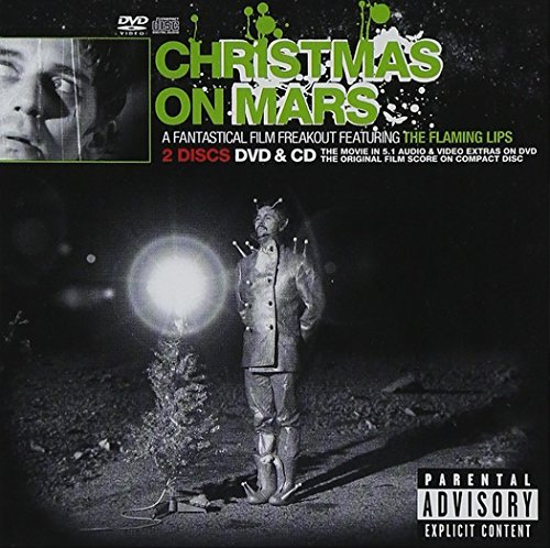 Christmas On Mars [CD + DVD] By The Flaming Lips (2008-11-10)