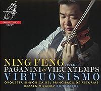 Paganini & Vieuxtemps..