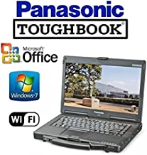 Panasonic CF-53 Toughbook Rugged Laptop - 14