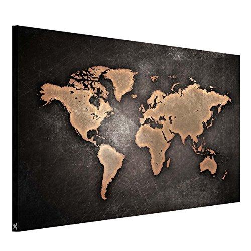 professionnel comparateur Impression sur toile grand format RAIN QUEEN XXL HD, structure bois naturel table en bois terminée… choix