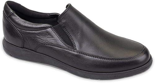 Vallevert Vallevert Chaussures Homme Slip on 36841 noir  aucune hésitation! achetez maintenant!