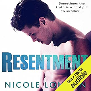 Resentment audiobook cover art