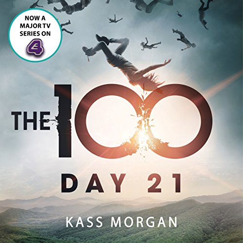 Day 21 audiobook cover art