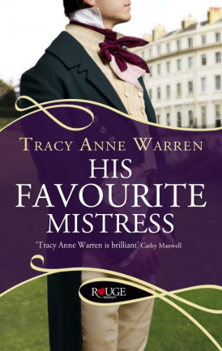 His Favourite Mistress: A Rouge Regency Romance (English Edition)