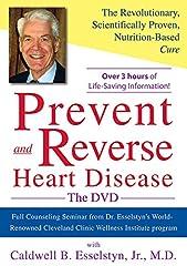 Caldwell Esselstyn, heart attack proof, heart disease prevention