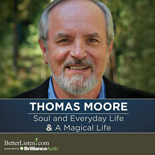 Soul and Everyday Life and A Magical Life audiobook cover art