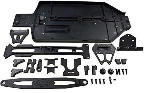 Carson 500405571 - X10EB Dirt Warrior Special Chassis Anbauteile-Set, Zubehör