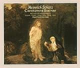 Heinrich Sch?tz: Cantiones Sacrae by H. Schutz (2013-05-03)