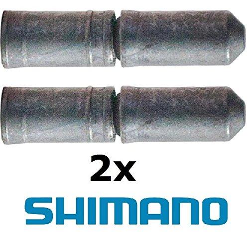 Shimano Kettennietstifte für 8-/9-/10-/11-fach Ketten (2er Pack) (8-fach)