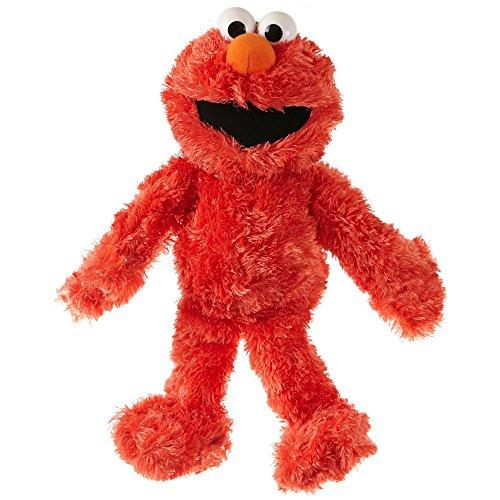 Living Puppets grande Peluche Elmo desde Barrio sésamo