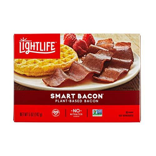 LIGHTLIFE FOODS Smart Bacon, 5 OZ