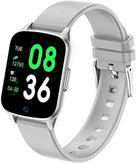 LIGE Smart Watch Heart Rate Monitor Smart Bracelet IP68 Waterproof Step Tracker Calorie Counter Fitness Tracker Watch for ...