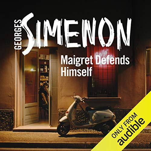 Maigret Defends Himself cover art