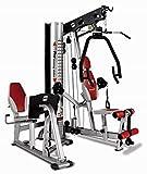 BH Fitness TT Pro G156 - Multiestación completa, tensión máxima de 100 Kg
