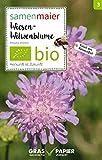 Samen Maier 3026 Wiesen-Witwenblume (Bio-Witwenblumensamen)