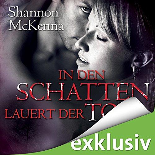 In den Schatten lauert der Tod audiobook cover art