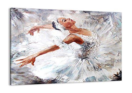 ARTTOR Cuadros Modernos Baratos - Lienzos Decorativos - Cuadros Decoracion Salon - Tríptico De Pared - Muchos Tamaños y Varios Temas Gráficos - AA100x70-3101
