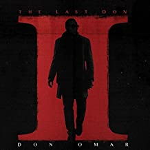 The Last Don II by Don Omar (2015-05-04)