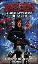 The Battle of Betazed (Star Trek Next Generation (Unnumbered)) by Charlotte Douglas (2002-04-02)