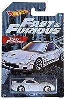 Hot Wheels Fast & Furious '95 マツダ RX 7 2/6 ホワイト