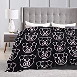 Cupaate Shane Dawson New Pig Merch Jeffree Star YouTube Shanedawsonmerch Ultra-Soft Micro Fleece Blanket Couch 60'' x50