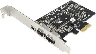 Best firewire 3 port pci card Reviews