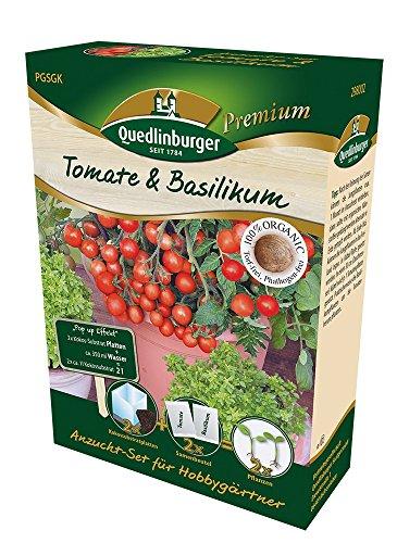 Kit de semis pour tomate & Basilic de Annales de semences