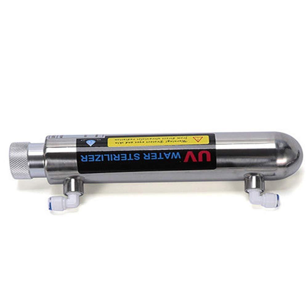 Purificador de agua ultravioleta de ósmosis inversa esterilizador ...