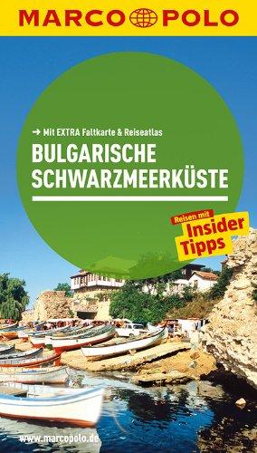 Preisvergleich Produktbild MARCO POLO Reiseführer Bulgarische Schwarzmeerküste: Reisen mit Insider-Tipps. Mit EXTRA Faltkarte & Reiseatlas