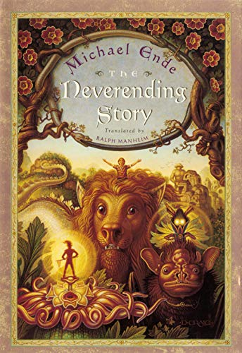 The Neverending Story by [Michael Ende, Ralph Manheim]