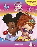 Fancy Nancy Clancy. Libroaventuras: Incluye un cuento, figuritas y un tapete