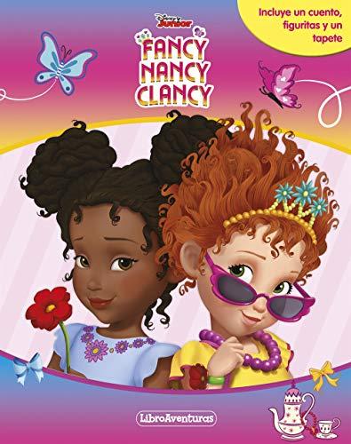 Fancy Nancy Clancy. Libroaventuras: Incluye un cuento,...