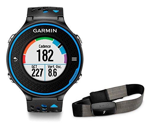 Garmin Forerunner 620 HRM - Reloj de carrera con GPS con pulsómetro,...