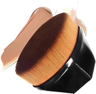 Liquid Foundation Brush Synthetic Fiber for Blending Liquid, Cream or Flawless Powder Cosmetics with Bonus Protective Case...