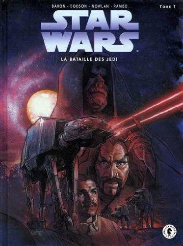 Star wars, la bataille des jedi, tome 1 :
