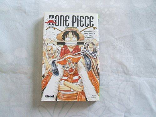 One piece - Tome 02: Luffy versus la bande à Baggy !!