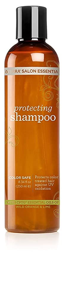 キラウエア山トロイの木馬操作doTERRA[ドテラ] サロンエッセンシャルズ プロテクティングシャンプー Salon Essentials Protecting Shampoo [250ml] [海外直送品]