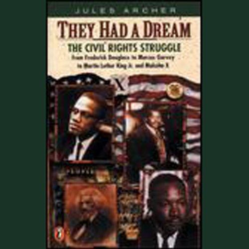 They Had a Dream audiobook cover art