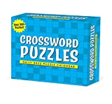 Crossword Puzzles 2022 Box Calendar, Daily Desktop