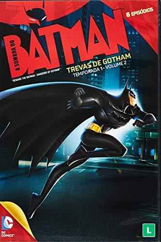 A Sombra Do Batman 1A Temp [DVD]
