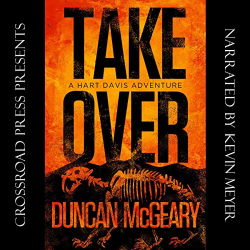 Takeover audiobook cover art