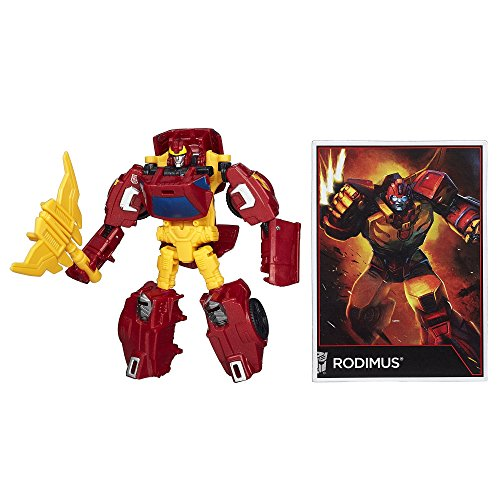 Transformers Generations Combiner Wars Legends Class Rodimus Figure