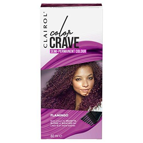 Clairol, Crave, colore semi-permanente, tinta per capelli, 60ml