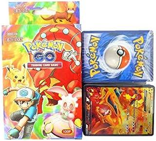 100 Pcs POKEMON EX GX MEGA Trainer Energy Cards(80EX plus 20MEGA)