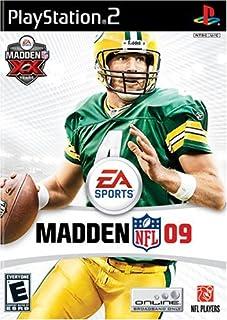 Madden NFL 09 - PlayStation 2 (Renewed)