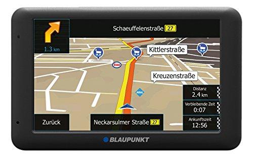 Mobiles Navigationssystem TravelPilot 53 CAM EU LMU, 12,7 cm (5 Zoll) Touchscreen-Farbdisplay mit integrierter Kamera - TMC Stauumfahrung, Gesamteuropa, AV-IN, Lebenslangen Karten-Updates*
