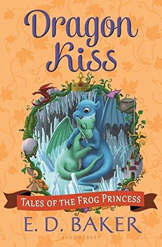Dragon Kiss (Tales of the Frog Princess, Band 7)