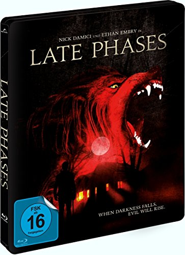 Late Phases - Steelbook [Blu-ray]