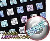 Adobe Lightroom Galaxy Series Keyboard Stickers Shortcuts 12X12 Size