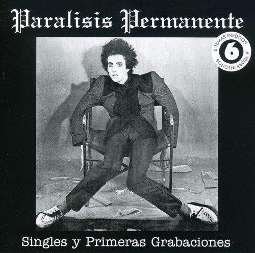 Singles Y 1s Grabaciones by Paralisis Permanente